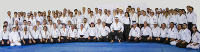 SAITO HITOHIRA SENSEI – BRAZIL INTERNATIONAL KOSHUKAI – MARCH  28th~30th, 2014.