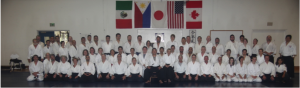 SAITO SENSEI IN CALIFORNIA 2015