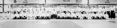 SAITO Hitohira sensei – International seminar in Rennes. France – Nov.2016.