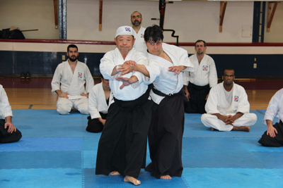 SAITO SENSEI IN PANAMÁ – JUNE 2017