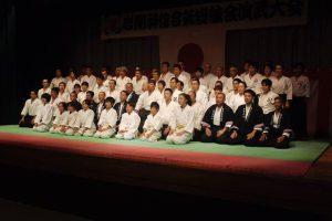 International Enbu Taikai of Iwama Shin Shin Aikishurenkai in Tomobe