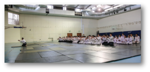 Indonesia 2nd Traditional Aikido Open Koshukai 2016 : Hitohira Saito Soke