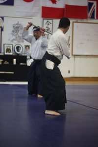 Saito Sensei in the USA – 2016