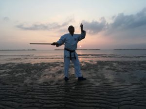 Good bye to Alessandro Tittarelli shihan