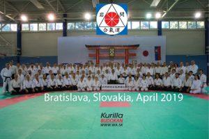30th Anniversary of Kurilla Budokan – Slovakia – Seminar by Saito Sensei