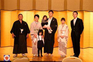 Morihiro Saito Nidaime ceremony