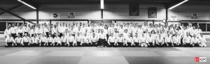 SAITO Hitohira sensei – Aikido International seminar, Rennes (France) – November 2019